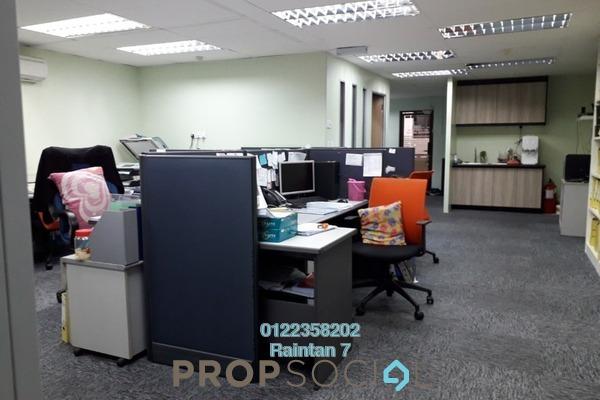Office For Rent in Plaza Dwitasik, Bandar Sri Permaisuri Freehold Fully Furnished 2R/2B 2.1k