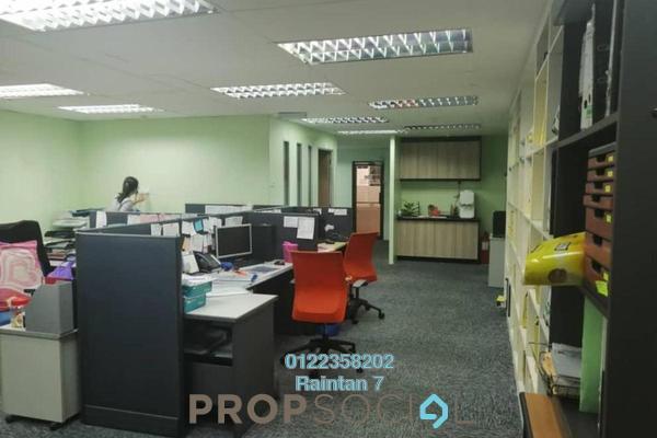Office For Sale in Dataran Dwitasik, Bandar Sri Permaisuri Freehold Fully Furnished 1R/2B 420k
