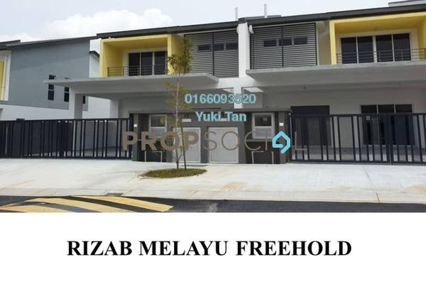 Terrace For Sale in Bukit Sungai Long 2, Bandar Sungai Long Freehold Unfurnished 4R/4B 580k