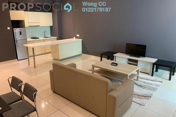 For Rent Condominium at V Residence 2 @ Sunway Velocity, Cheras Freehold Fully Furnished 2R/2B 3k
