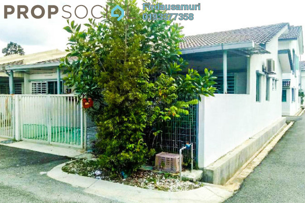 Terrace For Sale in Tras, Raub Freehold Unfurnished 3R/2B 220k