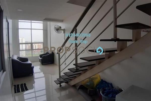 For Sale Condominium at Arte SW, Shah Alam Freehold Semi Furnished 5R/2B 580k