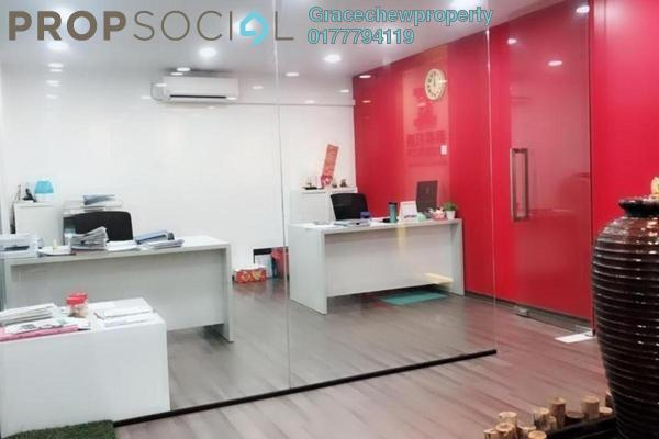 Office For Sale in Akademik Suites @ Austin Heights, Tebrau Freehold Fully Furnished 0R/2B 338k