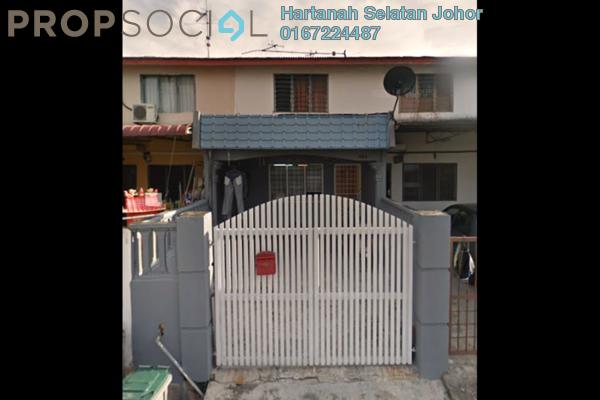 Terrace For Sale in Taman Putri Kulai, Kulai Freehold Unfurnished 2R/1B 210k