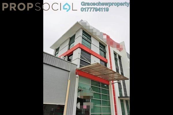 Factory For Sale in Taman Mount Austin, Tebrau Freehold Semi Furnished 0R/0B 2.85m