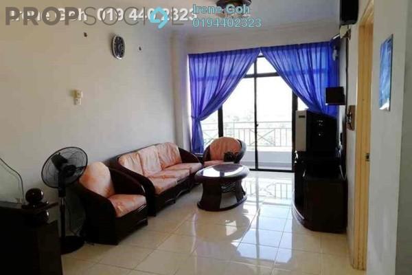 For Rent Condominium at Sunny Ville, Batu Uban Freehold Fully Furnished 3R/2B 1.4k