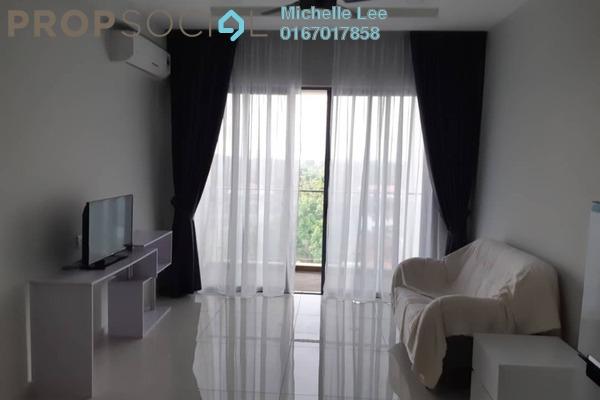 Condominium For Rent in Country Garden Danga Bay, Danga Bay Freehold Fully Furnished 2R/1B 1.3k
