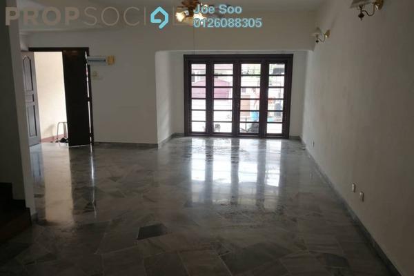 Terrace For Sale in BU1, Bandar Utama Freehold Semi Furnished 4R/3B 1.3m