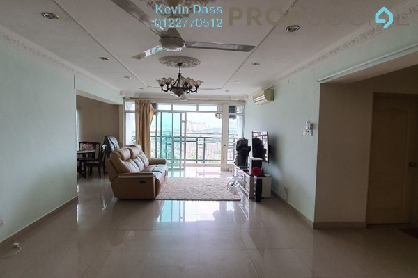 Serviced Residence For Sale in The Boulevard, Subang Jaya Freehold Semi Furnished 3R/3B 820k