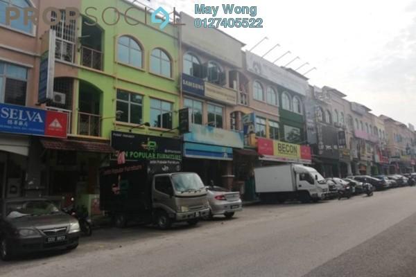 Shop For Rent in La Vista, Bandar Puchong Jaya Freehold Unfurnished 0R/0B 16k