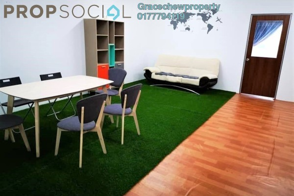 Office For Rent in Taman Impian Emas, Skudai Freehold Semi Furnished 0R/0B 1.1k