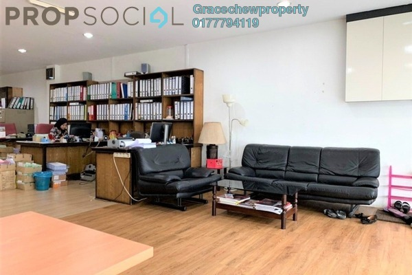 Office For Sale in Taman Abad, Johor Bahru Freehold Semi Furnished 0R/0B 1.6m