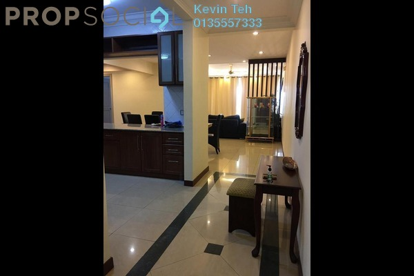 For Rent Condominium at La Grande Kiara, Mont Kiara Freehold Fully Furnished 3R/4B 4.8k