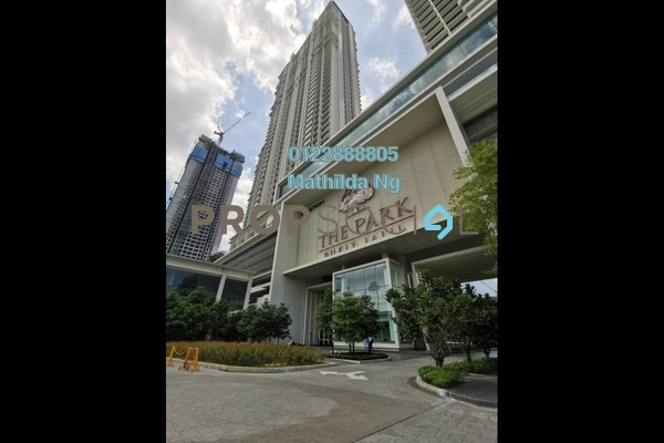 Serviced Residence For Sale in The Park Sky Residence @ Bukit Jalil City, Bukit Jalil Freehold Semi Furnished 3R/2B 1.2m