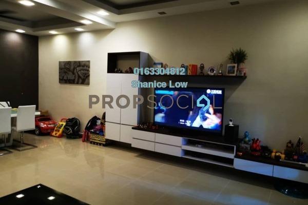 Terrace For Rent in BK9, Bandar Kinrara Freehold Fully Furnished 4R/3B 2.5k