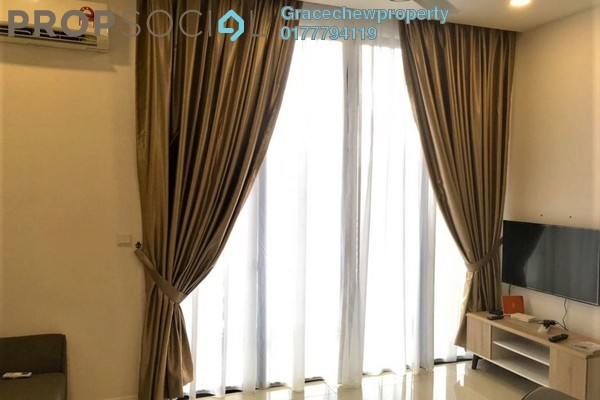 Serviced Residence For Rent in D'Pristine, Medini Freehold Fully Furnished 3R/3B 2.5k