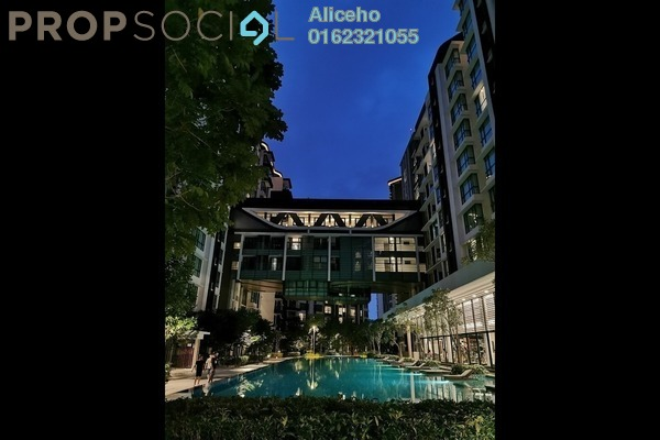 Serviced Residence For Sale in The Potpourri, Ara Damansara Freehold Semi Furnished 3R/4B 1.5m