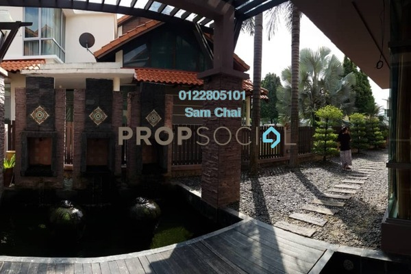 Semi-Detached For Sale in The Ridgewood, Desa ParkCity Freehold Semi Furnished 9R/6B 11.5m