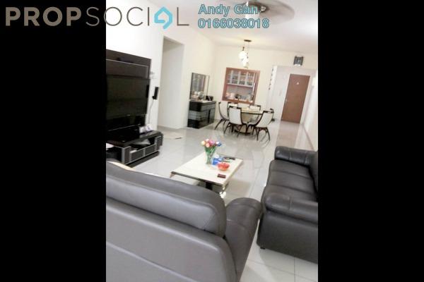 Condominium For Sale in 1Sentul, Sentul Freehold Fully Furnished 4R/2B 580k