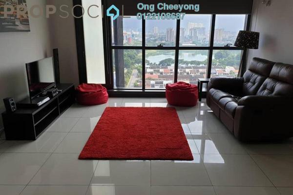 Duplex For Sale in M City, Ampang Hilir Freehold Fully Furnished 1R/1B 1m