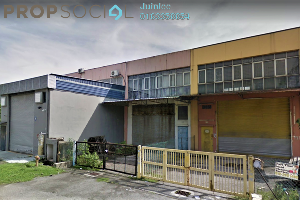 Factory For Rent in Taman Perindustrian Puchong, Puchong Freehold Unfurnished 0R/0B 4.54k