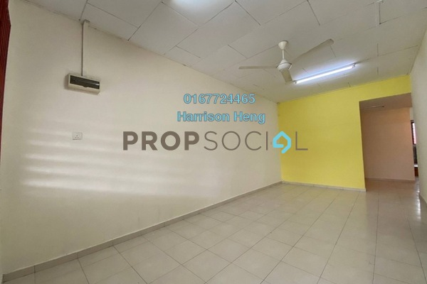 Terrace For Sale in Taman Ungku Tun Aminah, Skudai Freehold Unfurnished 3R/2B 438k