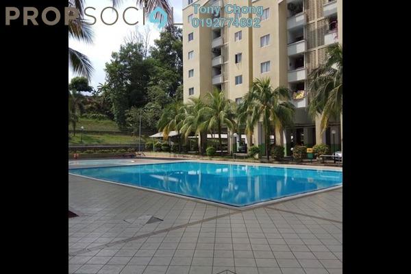 Condominium For Rent in Aliran Damai, Cheras South Freehold Unfurnished 4R/2B 1k