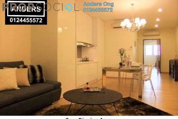 SoHo/Studio For Sale in One One Eight, Tanjung Tokong Freehold Fully Furnished 1R/1B 499k