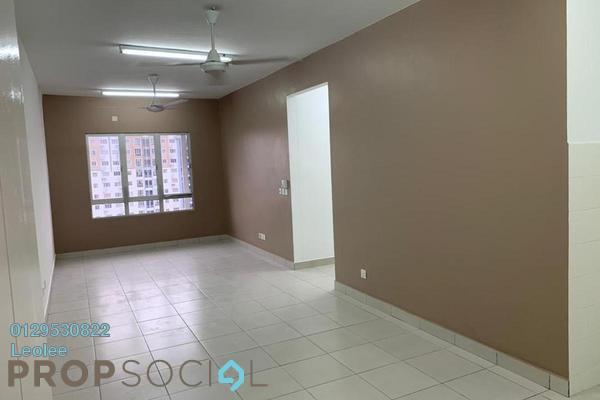 Condominium For Rent in Seri Jati Apartment, Setia Alam Freehold Unfurnished 3R/2B 850translationmissing:en.pricing.unit