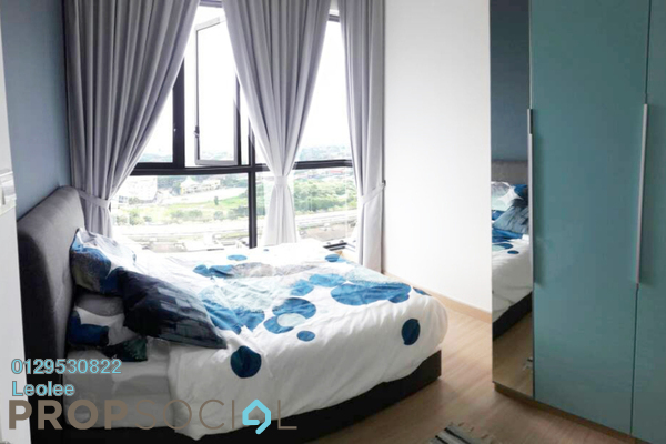 Condominium For Rent in Shamelin Star Serviced Residences, Cheras Freehold Fully Furnished 3R/3B 2.8k