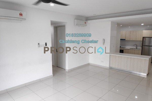 For Sale Condominium at Vivo Residential @ 9 Seputeh, Old Klang Road Freehold Semi Furnished 3R/2B 698k