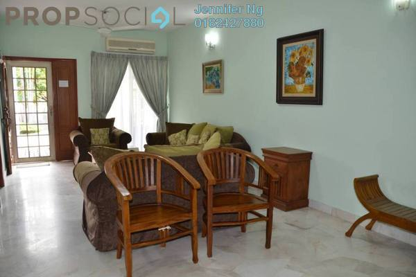 For Rent Terrace at SS19, Subang Jaya Freehold Fully Furnished 4R/4B 3k