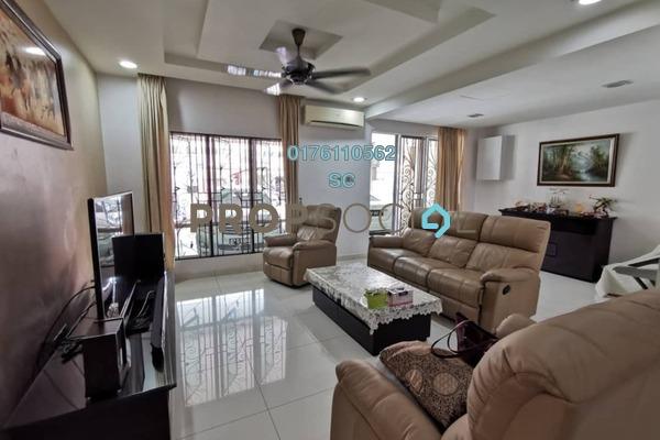Terrace For Sale in BU3, Bandar Utama Freehold Semi Furnished 4R/3B 1.45m