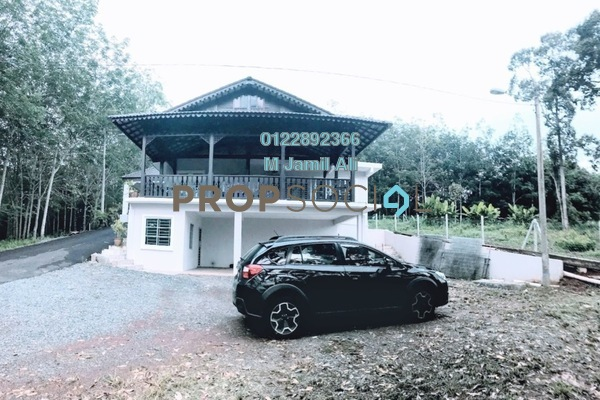 Bungalow For Sale in Pekan Jabi, Segamat Freehold Semi Furnished 5R/5B 625k