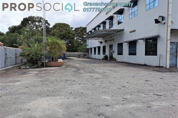 Factory For Rent in Kampung Baru Seelong, Senai Freehold Unfurnished 0R/0B 55k