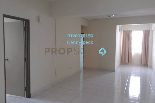 Condominium For Rent in Radius Residence, Selayang Heights Freehold semi_furnished 3R/2B 1.1k