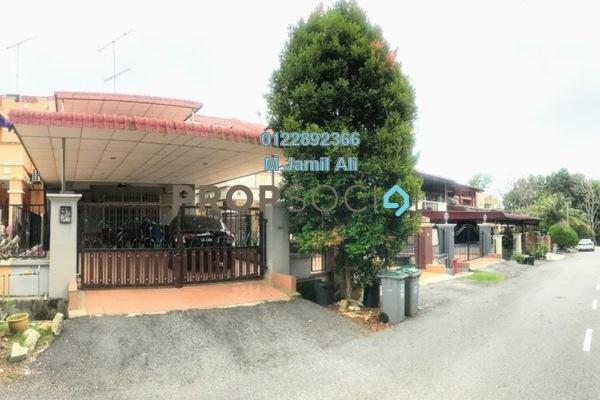 For Sale Terrace at Taman Banang Ria, Batu Pahat Freehold Semi Furnished 4R/3B 350k