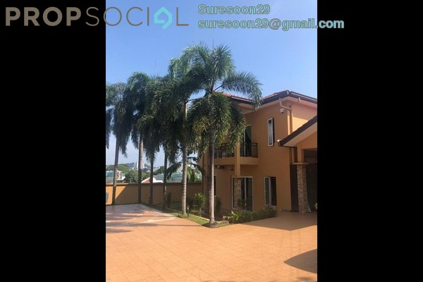 Bungalow For Sale in Dataran Ukay, Ukay Freehold Semi Furnished 10R/8B 6.8m