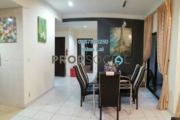 Condominium For Rent in D'Melor, Cyberjaya Freehold Fully Furnished 4R/3B 2.2k