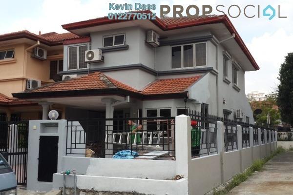 Terrace For Rent in BU7, Bandar Utama Freehold Fully Furnished 7R/3B 3.5k