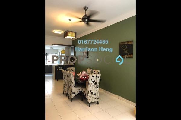 Terrace For Rent in Taman Sutera Utama, Skudai Freehold fully_furnished 4R/3B 2.4k