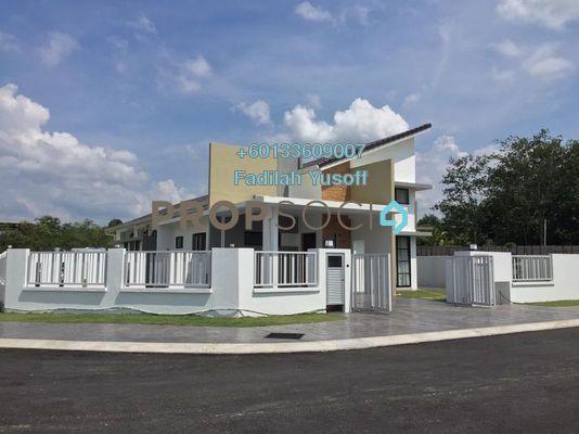 Bungalow For Sale in Laman Kelubi, Beranang Freehold Unfurnished 4R/3B 716k