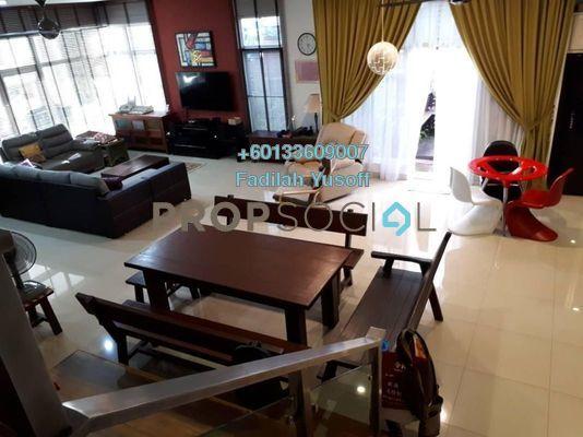 Semi-Detached For Rent in Clover @ Garden Residence, Cyberjaya Freehold Semi Furnished 6R/6B 3.8k