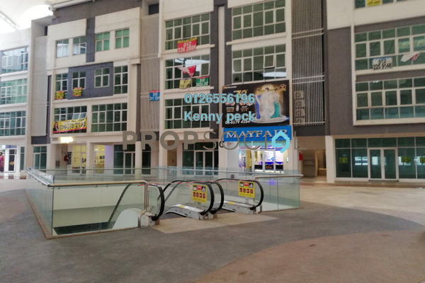 Office For Rent in Boulevard Business Park, Jalan Ipoh Freehold Unfurnished 0R/0B 2k