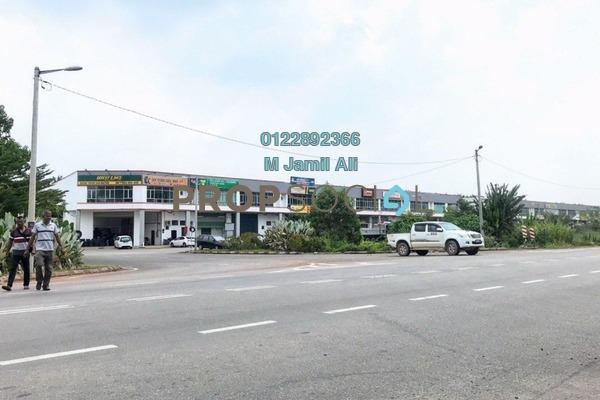 For Rent Shop at Taman Segamat Baru, Segamat Freehold Unfurnished 0R/0B 1.8k