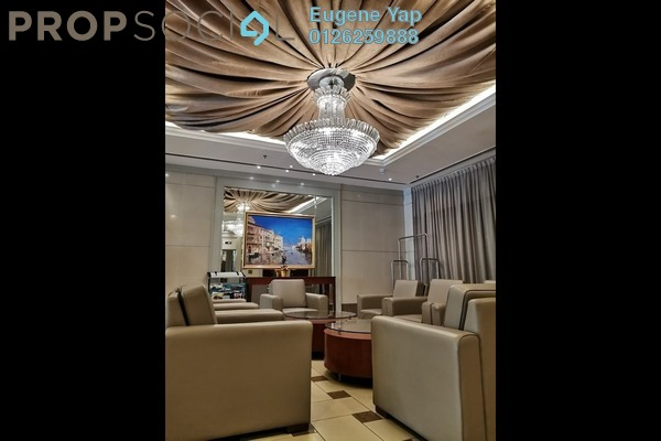 For Rent Serviced Residence at Waldorf Tower, Sri Hartamas Freehold Fully Furnished 1R/1B 1.75k
