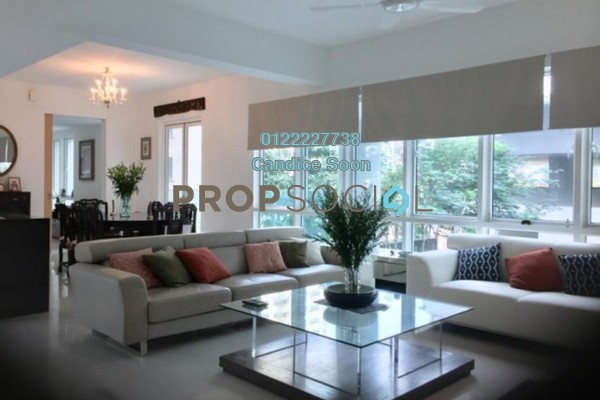 For Rent Condominium at Verticas Residensi, Bukit Ceylon Freehold Fully Furnished 4R/4B 12.5k