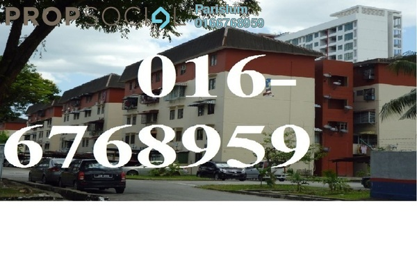 Apartment For Sale in Pandan Jaya, Pandan Indah Freehold Unfurnished 2R/1B 180k