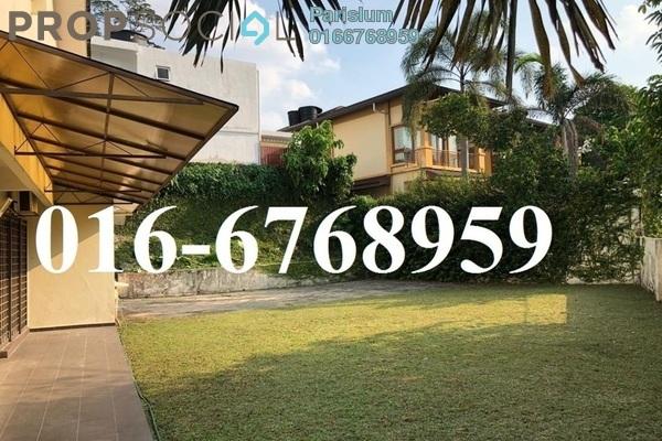 Bungalow For Sale in Taman Seri Ampang, Ampang Freehold Unfurnished 6R/3B 1.5m