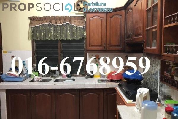 Terrace For Sale in Pandan Indah, Pandan Indah Freehold Unfurnished 4R/3B 650k
